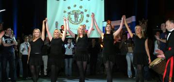 Ceili Gala Dinner Show with Creative Events